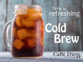 Cold Brew Poster - 2019