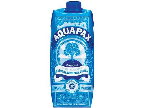 Eau Minérale Aquapax 500ml