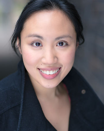 Michelle Yim Actor Actress UK by Kim Hardy 2013
