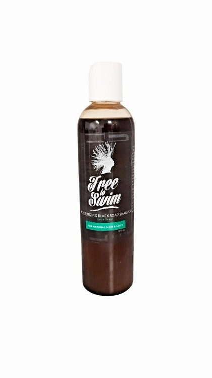 MOISTURIZING BLACK SOAP SHAMPOO