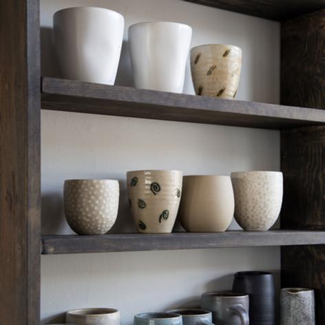 Keramikkrus kan man aldrig få for mange af