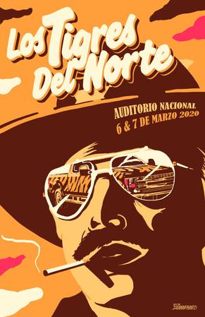 Fan poster para Los Tigres del Norte