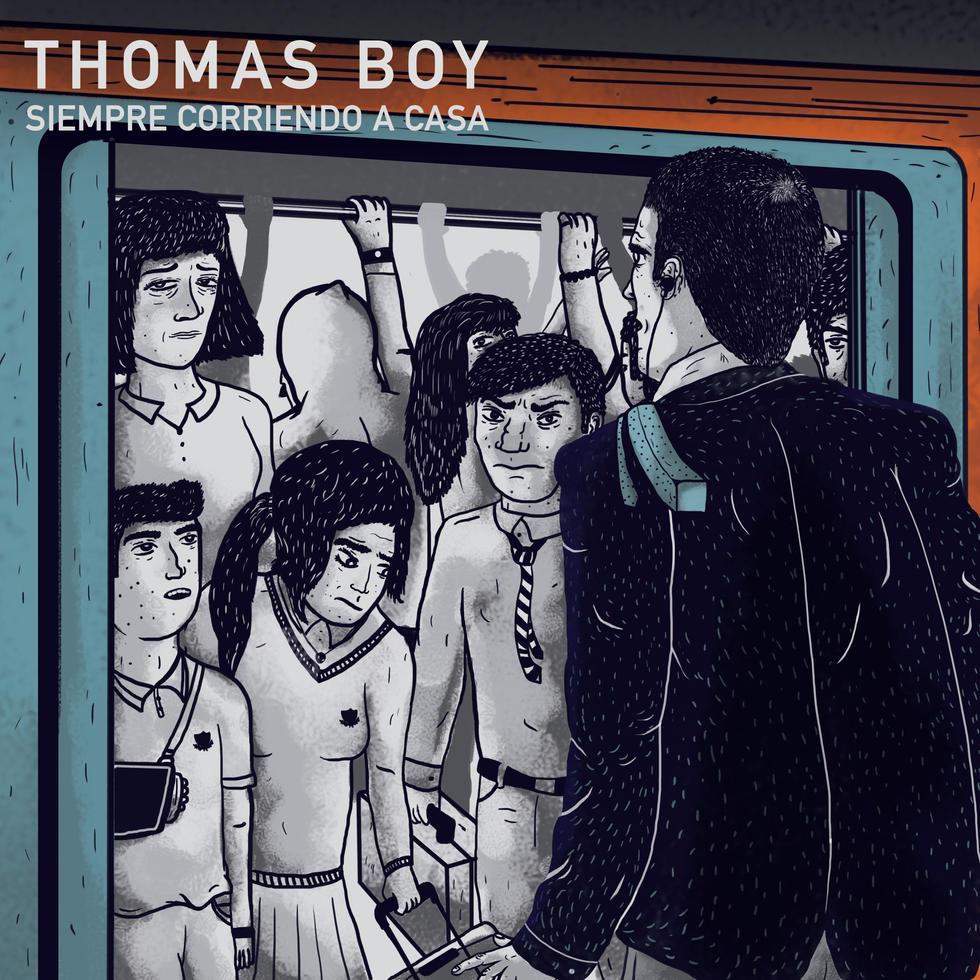 Thomas Boy - Siempre Corriendo a Casa