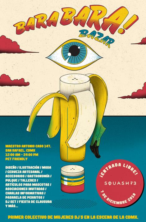 Poster para Bara Bara! Bazar