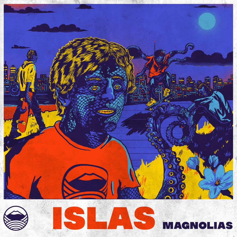 ISLAS - Magnolias