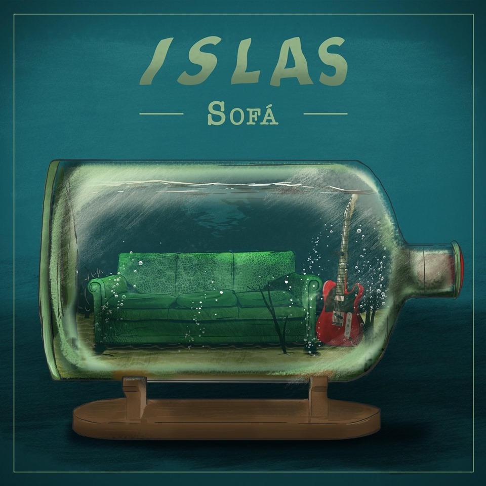 ISLAS - Sofá