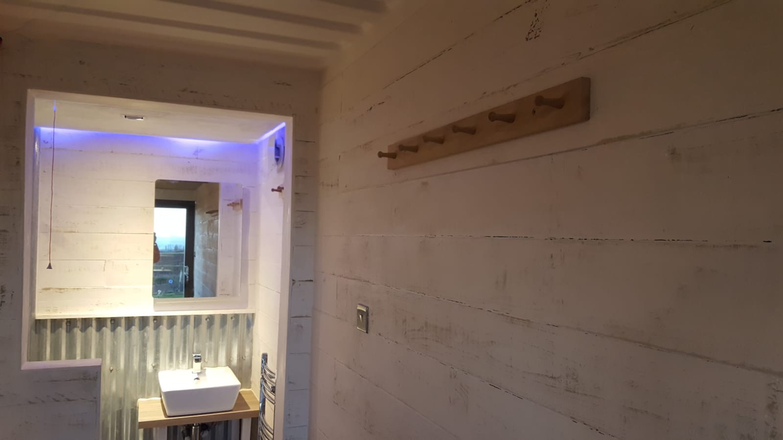 Cow Pad hanging space