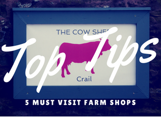 Top Tips: 5 Must Visit Local Farm Shops...