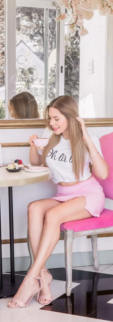 Mia Mini-Skirt