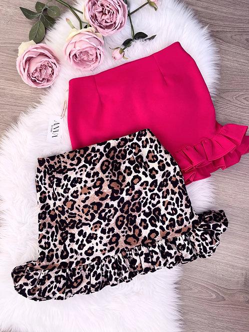 Lisa Mini-Skirt (Falda)