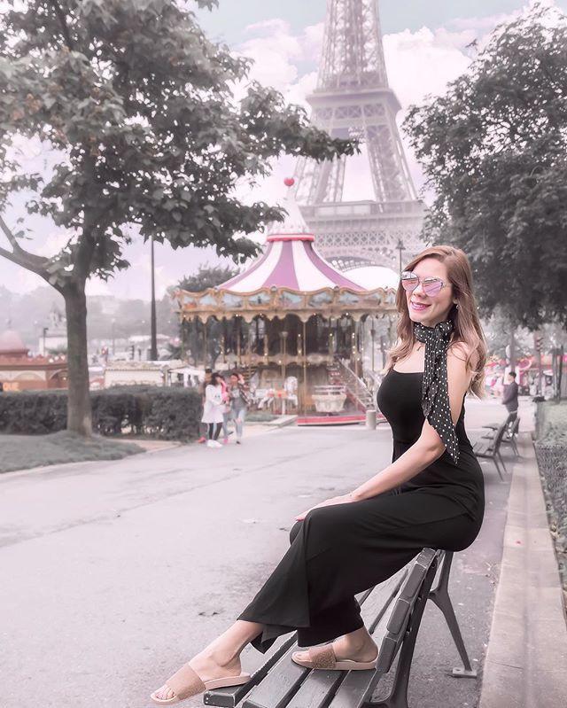 Paris on my mind... 🙈💞 ._._._Estén pen
