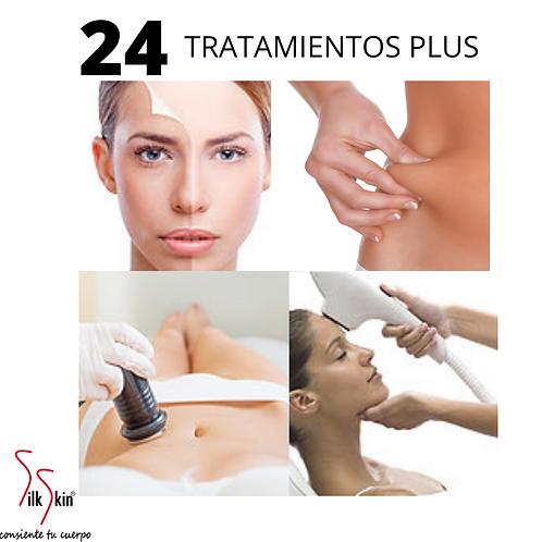24 Tratamientos Plus
