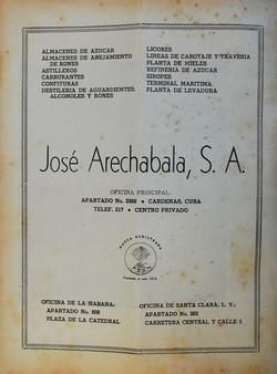 Anuncio Arechabala