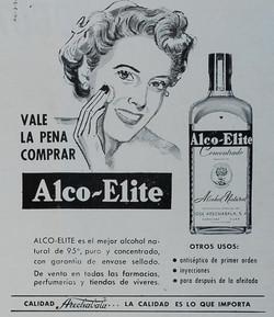 Anuncio Alco Elite