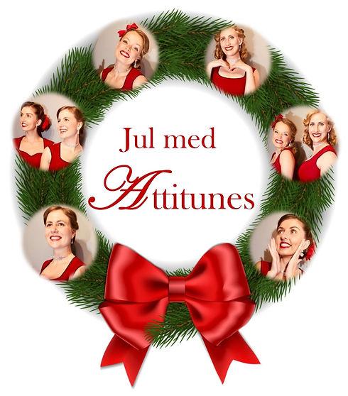 Jul med Attitunes 5. des i Raufoss Kirke
