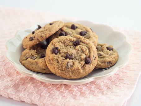 עוגיות שוקוצ׳יפס עם תוספות משתנות