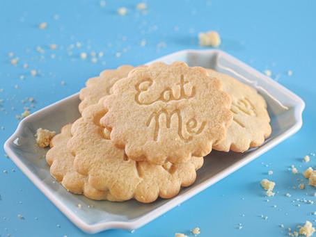 עוגיות חמאה בצורות