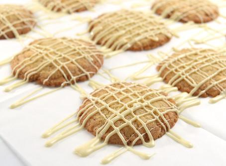 עוגיות שוקולד לבן-תפוז