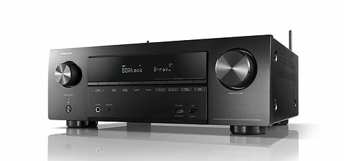 Denon AVR-X1600 - 7.2 Channel Amplifier
