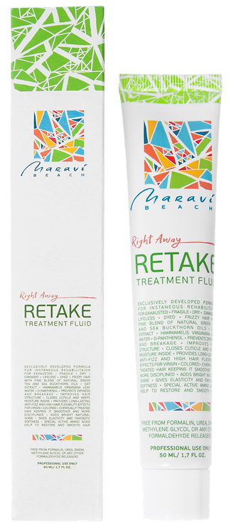 Retake treatment fluid 50ml