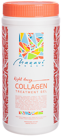 Collagen treatment gel 1000ml