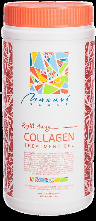 Collagen treatment gel 1000ml