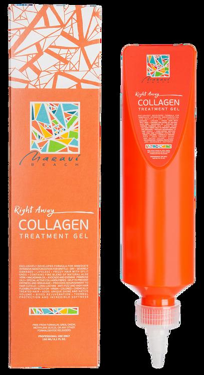 Collagen treatment gel 180ml