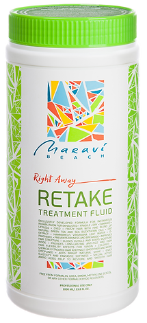 Retake treatment fluid 1000ml