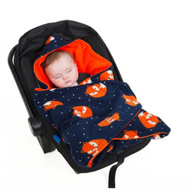 Ready to post Cosy car seat blankets