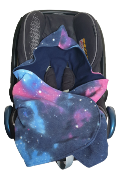 Galaxy with navy inner