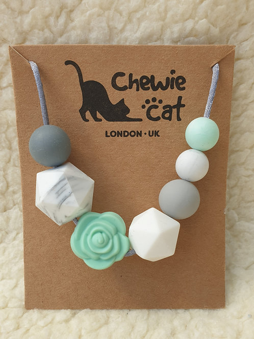 Mint Teether Necklace