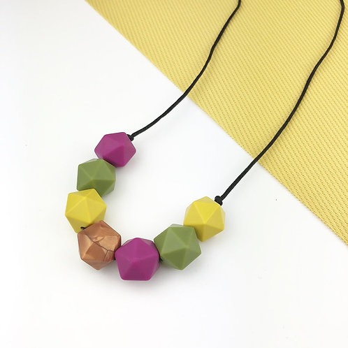 Autumn Teether Necklace