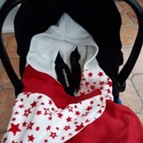 red star white hood