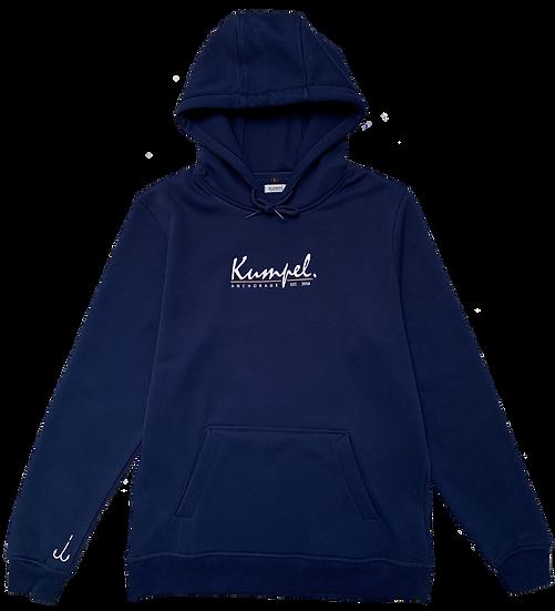 Kumpel Hoodie - Marineblau (Unisex)