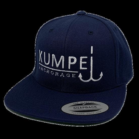 Kumpel Snapback - Marineblau