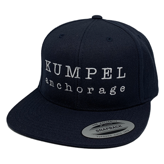 Kumpel Snapback - Dunkel Marineblau