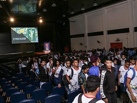 Planaltina recebeu 52ª edição do FestCine Brasília