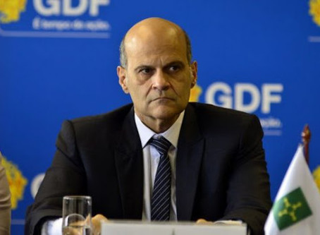 Vice-governador do DF é diagnosticado com a Covid-19