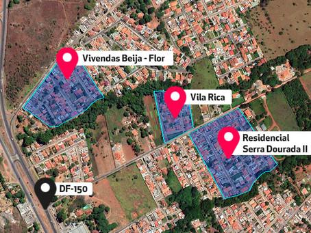 Mais três condomínios de Sobradinho são aprovados