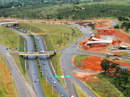 Obras da Saída Norte deverão ser concluídas em 2019