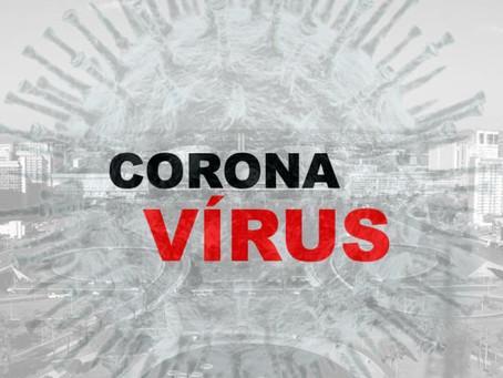 Coronavírus para o DF por 15 dias