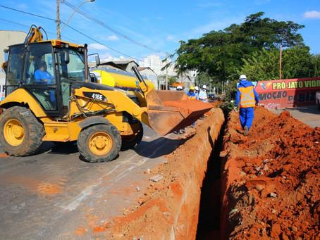 Secretaria de Desenvolvimento Econômico investe mais de R$ 260 mi em obras