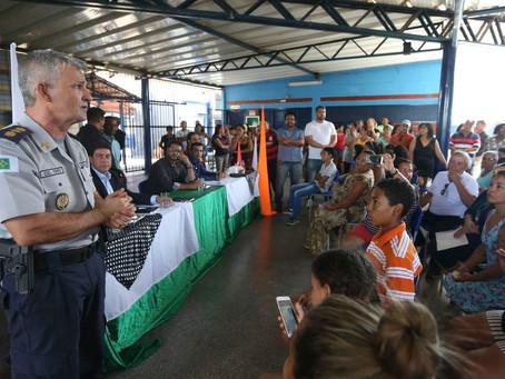 Escola de Sobradinho é escolhida para implementação de Ensino Militar no DF