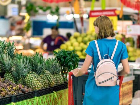 Inflação no DF sobe 0,46% em junho; setor de alimentos é o mais afetado