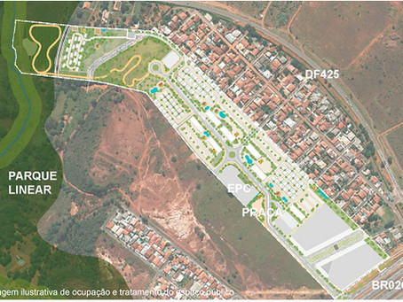 Sítio Vila Célia, em Sobradinho, é aprovado pelo GDF