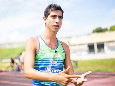 Caio Bonfim, atleta olímpico nascido e criado em Sobradinho/DF