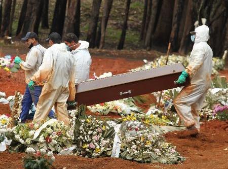 Distrito Federal alcança a marca de 3 mil vítimas da Covid-19