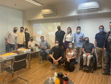 Urbanizadora apresenta projeto da Cidade Urbitá para a Câmara Empresarial de Economia Criativa do DF