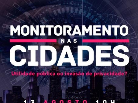 Uso de dados no monitoramento das cidades é tema de evento online