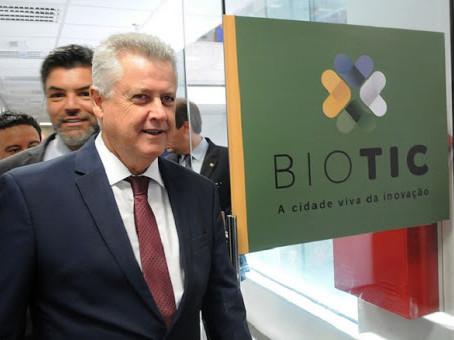 Governo de Brasília Inaugura Parque Tecnológico (Biotic)